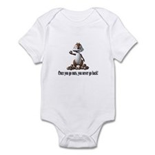 Squirrel Nuts Infant Bodysuit
