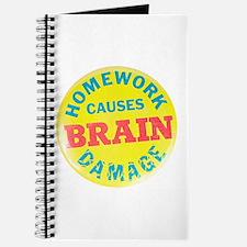 Homework Causes Journal