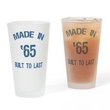 Made In 1965 Drinking Glass