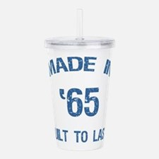 Made In 1965 Acrylic Double-wall Tumbler