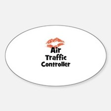 Air Traffic Controller Oval Decal