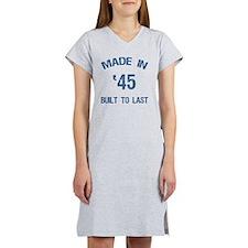 Made In 1945 Women's Nightshirt
