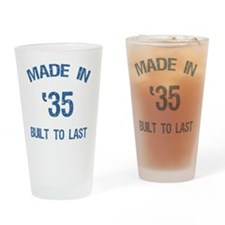 Made In 1935 Drinking Glass