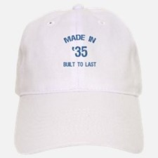 Made In 1935 Baseball Baseball Cap