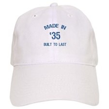 Made In 1935 Baseball Cap