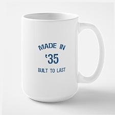 Made In 1935 Mugs