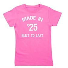 Made In 1925 Girl's Tee