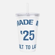 Made In 1925 Acrylic Double-wall Tumbler