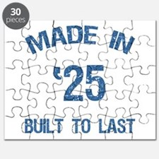 Made In 1925 Puzzle