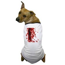 Bloody Mess Dog T-Shirt