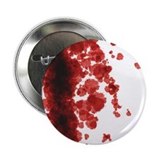 "Bloody Mess 2.25"" Button (100 pack)"