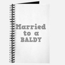 Married to a Baldy Journal