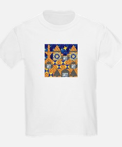 Tile murals kid 39 s clothing tile murals kid 39 s shirts for Murals on the t shirt