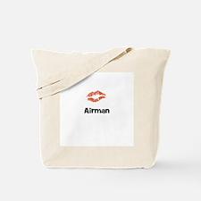 Airman Tote Bag
