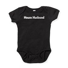 House Husband Baby Bodysuit