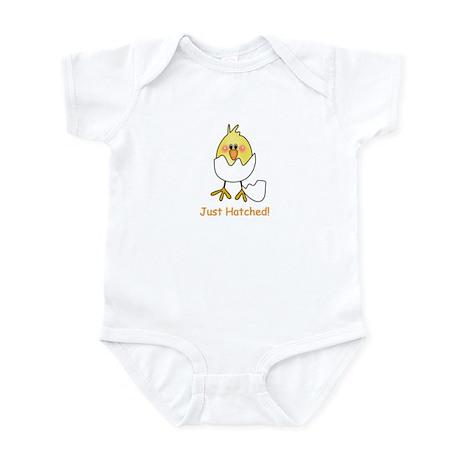 Just Hatched Baby Infant Bodysuit