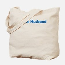 House Husband Tote Bag