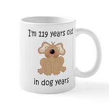 17 dog years 5 Mugs