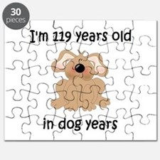17 dog years 5 - 2 Puzzle