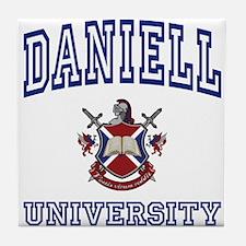 DANIELL University Tile Coaster