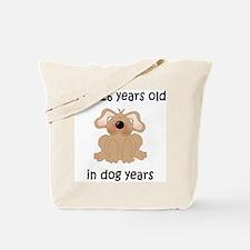 18 dog years 5 Tote Bag