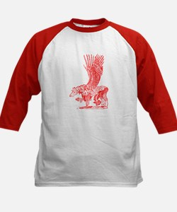 Hawkwing Hippogryph (red) Kids Baseball Jersey
