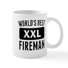 Worlds Best Fireman Mugs