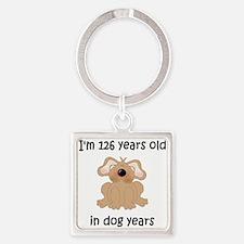 18 dog years 5 - 2 Keychains