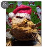 Bearded dragon Puzzles