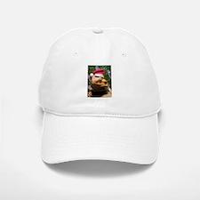 Beardie Santa Hat Baseball Baseball Cap