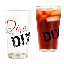 Cute Diy Drinking Glass