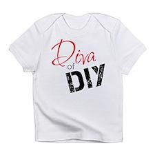Cute Diy Infant T-Shirt