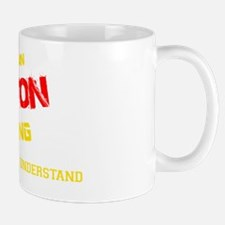 Funny Exton Mug