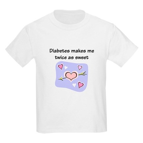 Diabetes Sweet Kids T-Shirt