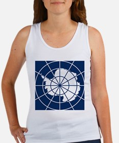 Antarctic emblem Women's Tank Top