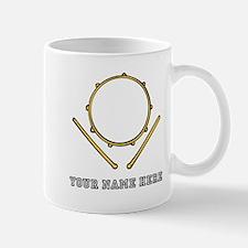 Custom Drum Mugs