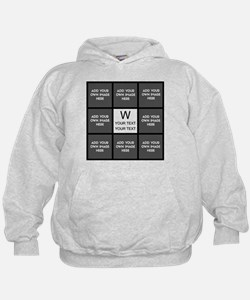 Custom Photo Collage Hoodie