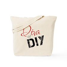 Diva of DIY Logo Tote Bag
