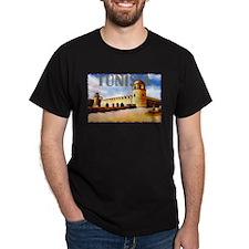 Vintage Tunisia Art T-Shirt