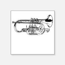 Baritone Horn Sticker