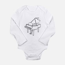 Baby Grand Piano Body Suit