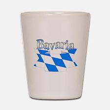 Bavarian ribbon Shot Glass