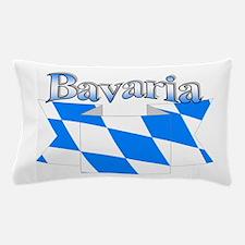 Bavarian ribbon Pillow Case