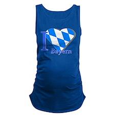 I love Bayern Maternity Tank Top
