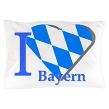 I love Bayern Pillow Case