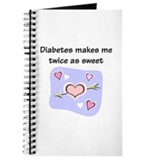 Diabetes Sweet Journal