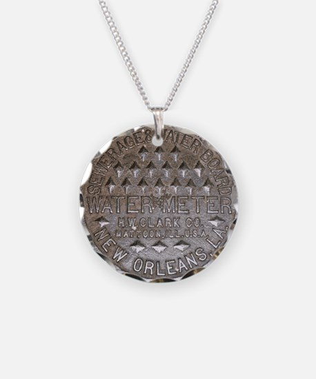 The Other Meter Cover Necklace