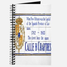 Chartres Tile Mural Journal