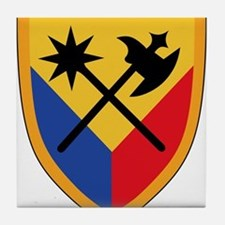 194th Armored Brigade.png Tile Coaster
