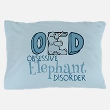 Funny Elephant Pillow Case